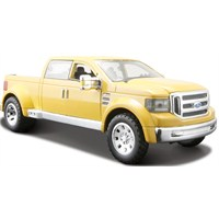 Maisto Ford Mighty F350 Model Araba 1:24 Special Edition Sarı