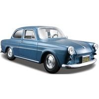 Maisto Volkswagen 1600 Notchback Model Araba 1:24 Special Edition Mavi
