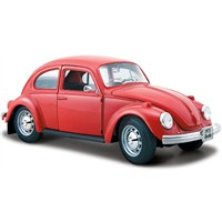 Maisto Volkswagen Beetle Special Edition Model Araba 1:24