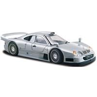Maisto Mercedes Clk Gtr Street version Model Araba 1:24 Special Edition Gri