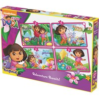Kırkpabuc Dora Adventure Awaits Puzzle