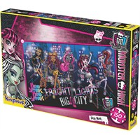 Kırkpabuc Monster High Boo York Puzzle
