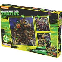 Kırkpabuc Ninja Turtles Ninja Power Puzzle