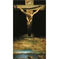 Ricordi Puzzle Christ of St. John , Salvador Dali (1500 Parça)