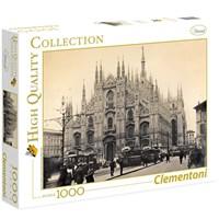 Clementoni 1000 Parça Puzzle Milano 1910-1915