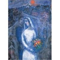 Ricordi Puzzle Le couple, 1977,Chagall (1000 Parça)