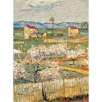 Ricordi Puzzle Pecheurs en Fleurs, Van Gogh (1500 Parça)