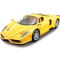 Maisto Enzo Ferrari Diecast Model Araba 1:24 Maket Kit Sarı