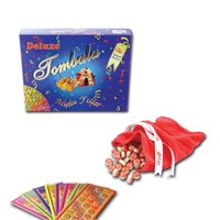 Star Deluxe Tombala Oyunu - Ahşap Pullu