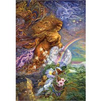 Masterpieces Puzzle Neon Wind of Change (500 Parça)