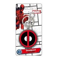 Deadpool Logo Anahtarlık