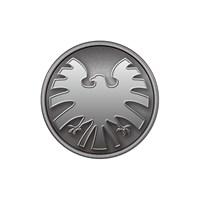 Avengers Shield Logo Pin
