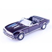 Diecast 1967 Chevrolet Camaro Ss 1/24 Die Cast Model Araç