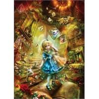 Masterpieces 1000 Parça Puzzle Down The Rabbit Hole