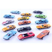 Learning Toys 15'Li Diecast 1/64 Araba Seti