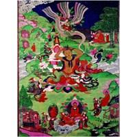 Ricordi Puzzle Buddhas Life,Tibetan Art (1500 Parça)