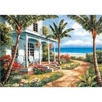KS Games Puzzle Summer House 1 (500 Parça)