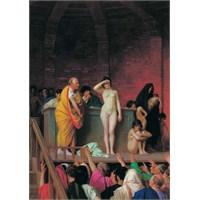KS Games Puzzle Sale of a Slave Girl In Rome - 1884 (1000 Parça)
