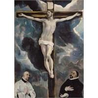 Ricordi Puzzle Christ On The Cross,El Greco (1000 Parça)
