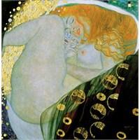 Ricordi Puzzle Danae-1907-08, Gustav Klimt (1500 Parça)