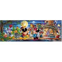 Clementoni Puzzle Mickey Mouse (1000 Parça, Panorama)