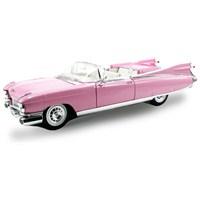 Maisto Cadillac Eldorado Diecast Model Araba 1:18 Premiere Edition Pembe