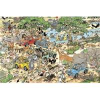 Jumbo Puzzle Safari (1500 Parça)