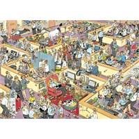 Jumbo Puzzle The Office (1000 Parça)