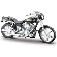 Maisto 1:18 Harley Davidson 2002 Fxdwg Cvo Maket Kit