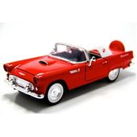 Motormax 1:24 1956 Ford Thunderbird -Kırmızı Model Araba
