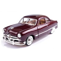 Motormax 1:24 1949 Ford Coupe -Bordo Model Araba