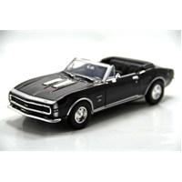 Motormax 1:24 1967 Chevycamaro Ss -Lacivert Model Araba