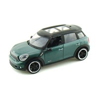 Motormax 1:24 Mini Cooper S Countryman -Yeşil Model Araba