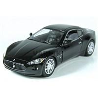 Motormax 1:24 Maserati Gran Turismo -Siyah Model Araba