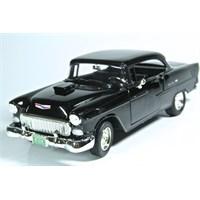 Motormax 1:18 1955 Chevy Bel Air - Siyah