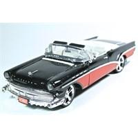 Motormax 1:18 1957 Buick Roadmaster Diecast Araba