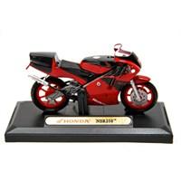 Honda Nsr250 1:18 Model Motorsiklet Kırmızı (Motormax)