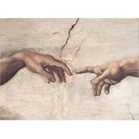 Ricordi Puzzle Creazione di Adamo(det), Michelangelo (1000 Parça)