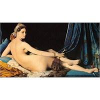 Ricordi Puzzle La Grande Odalisca 1814, Ingres (1500 Parça)