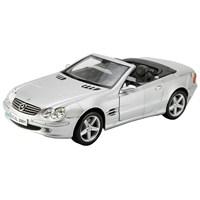 Maisto Mercedes-Benz Sl-Class 1:18 Model Araba P/E Gri