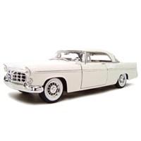 Maisto Chrysler 300B 1956 1:18 Model Araba S/E Krem