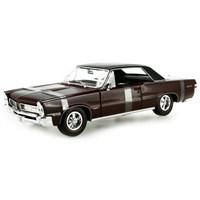 Maisto 1965 Pontiac Gto Araba 1:18 Model Araba Special Edition Bordo