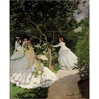 Ricordi Puzzle Femmes Au Jardin (1500 Parça)