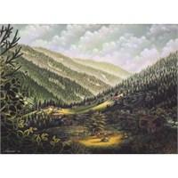 Anatolian Ayder Platosu / Ayder Plateau-1000 parça