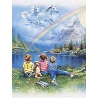 Masterpieces Puzzle Fantasy Friends (550 Parça)