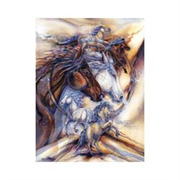 Masterpieces Puzzle Wild Spirits (750 Parça)