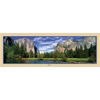 Masterpieces Puzzle Yosemite Valley (1000 Parça)