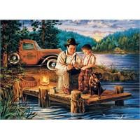 Masterpieces Puzzle Life's Little Tangles (1000 Parça)