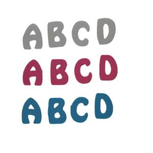 tahtakale toptancısı keçeden alfabe küçük - mavi