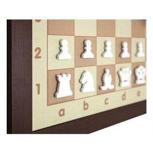 e4 satranç eva eğitim pano taşı
